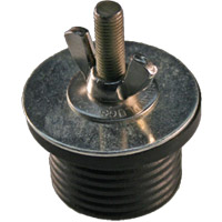 Wing-Nut Expandable Plugs