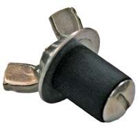 Thumbnut Wing Plugs