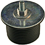 Hex-Nut Expandable Plugs